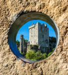 Through the stone to Blarney