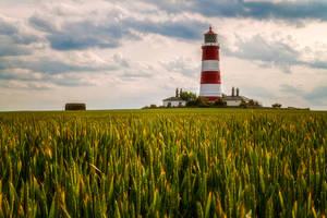 Happisburgh Lighthouse by TarJakArt