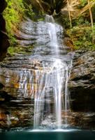 Empress Falls by TarJakArt