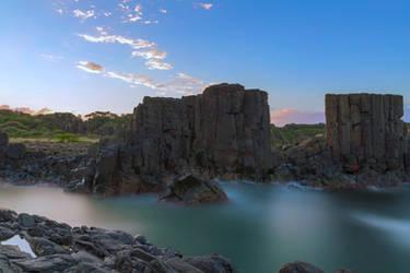 Bombo Quarry by TarJakArt