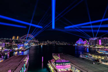 Vivid Sydney by TarJakArt