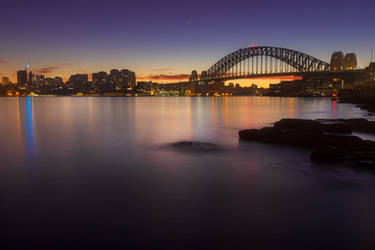 Sydney Harbour by TarJakArt
