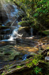 Somersby Falls by TarJakArt