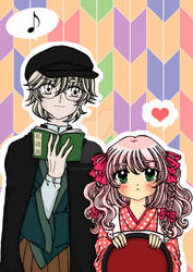 Taisho Roman Love Story