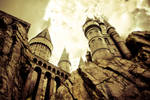 Welcome back to Hogwarts by vlad-m
