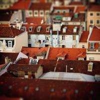 Os telhados de Lisboa by vlad-m