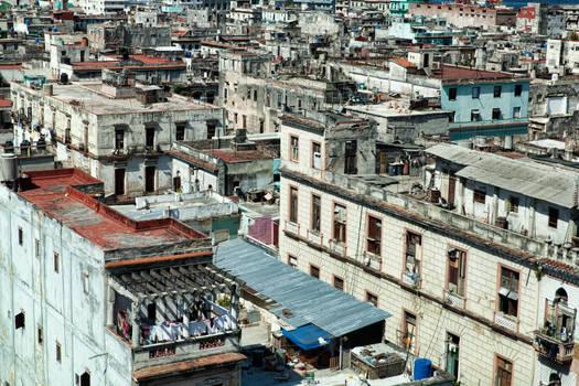 Havana Urban Pattern