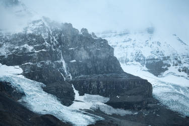 Athabasca Glacier by vlad-m