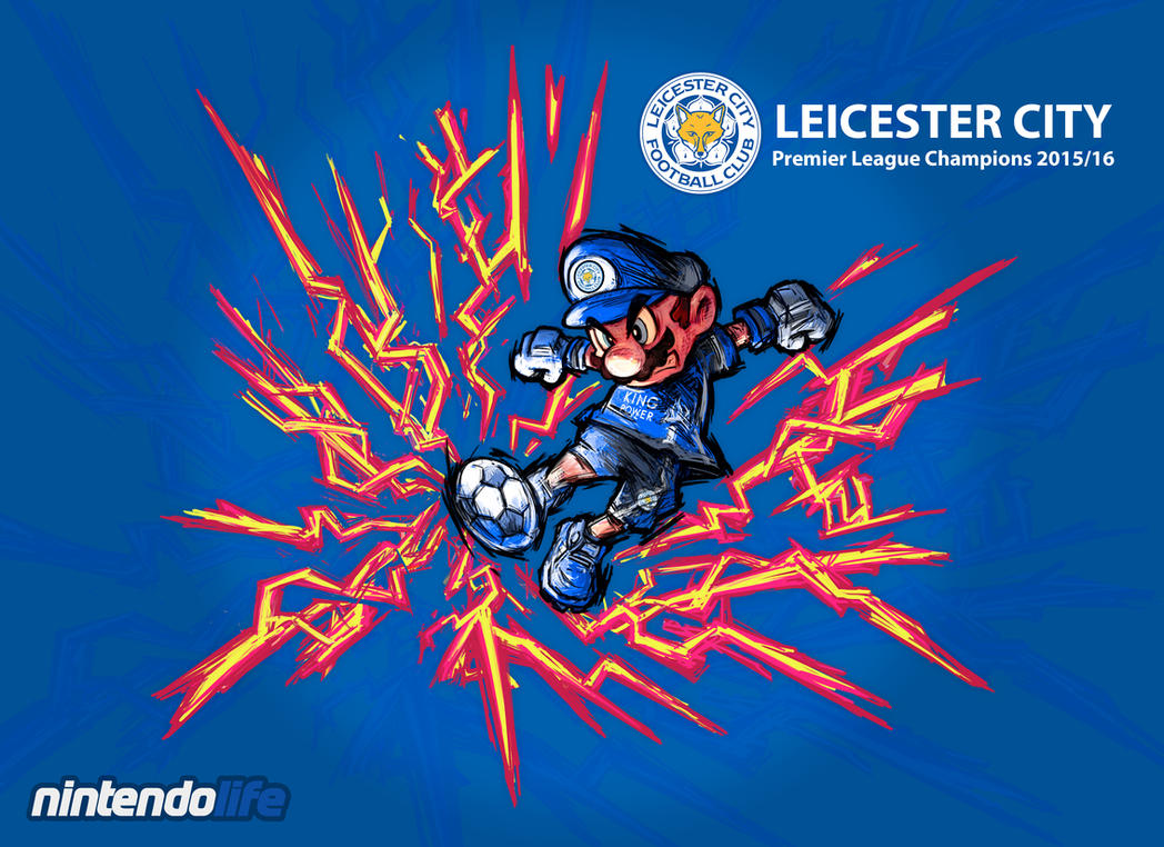 Leicester City - You're-a number one! by nintendolife