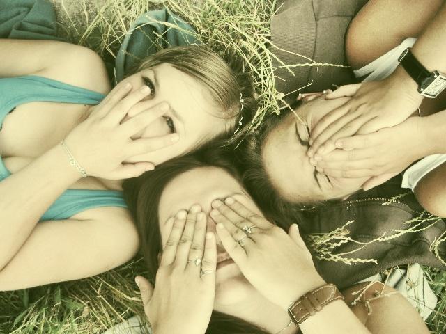 Girls  by figala