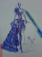 Gawn of the Night by AlexioLex