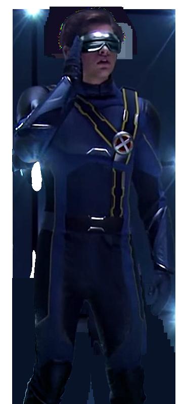 X Men Cyclops Movie Costume ruan2br (ruan nasciime...