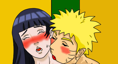 NaruHina Month Day 12-Flirting- [Preview] by Epic-JP