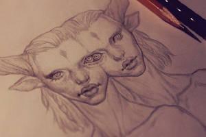 Siamese twins (WIP)