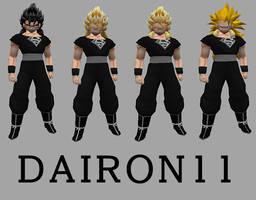 Dairon11 ESF Version