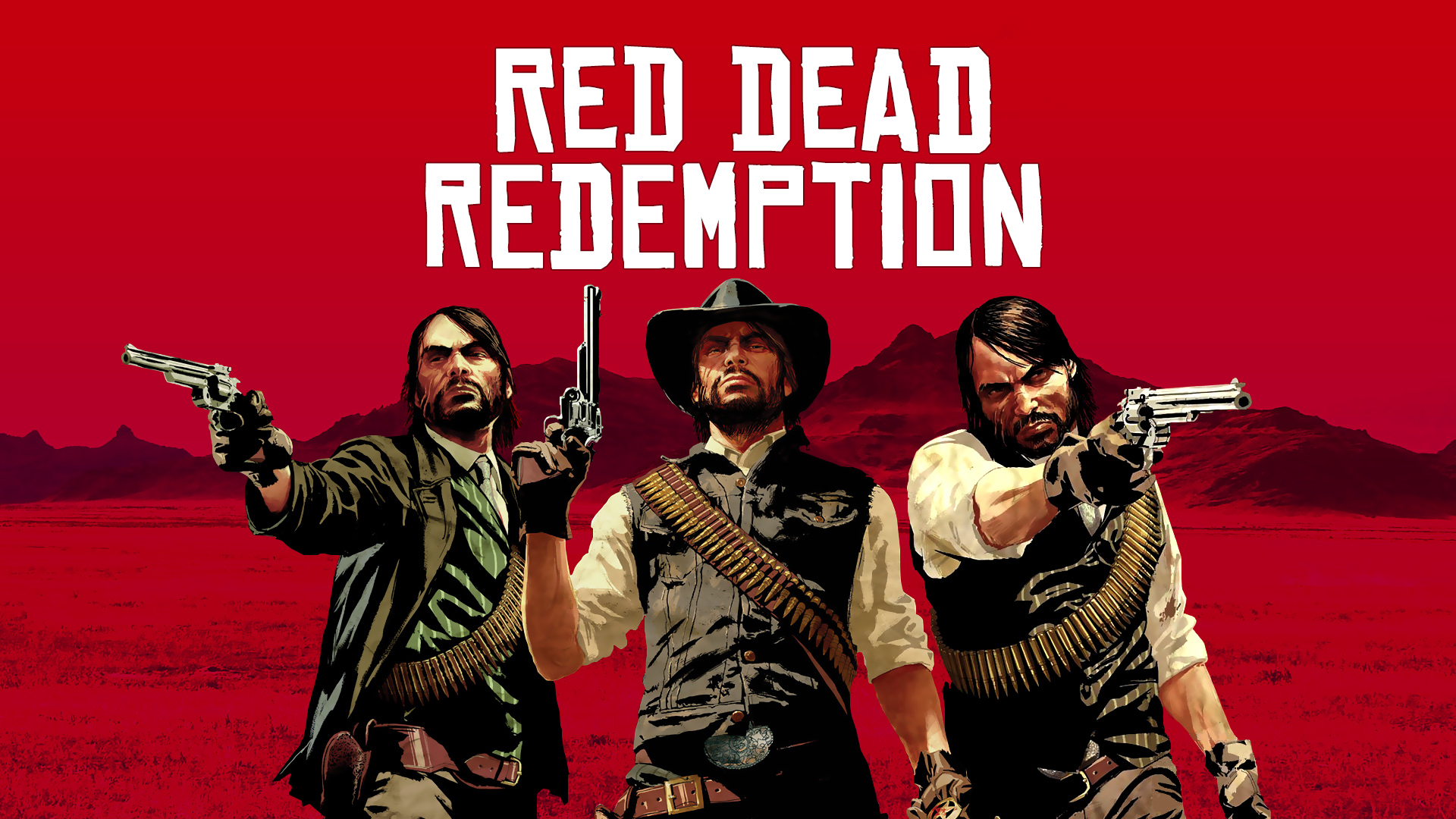 Red Dead Redemption Desktop Wallpaper By Barkerdnz On Deviantart
