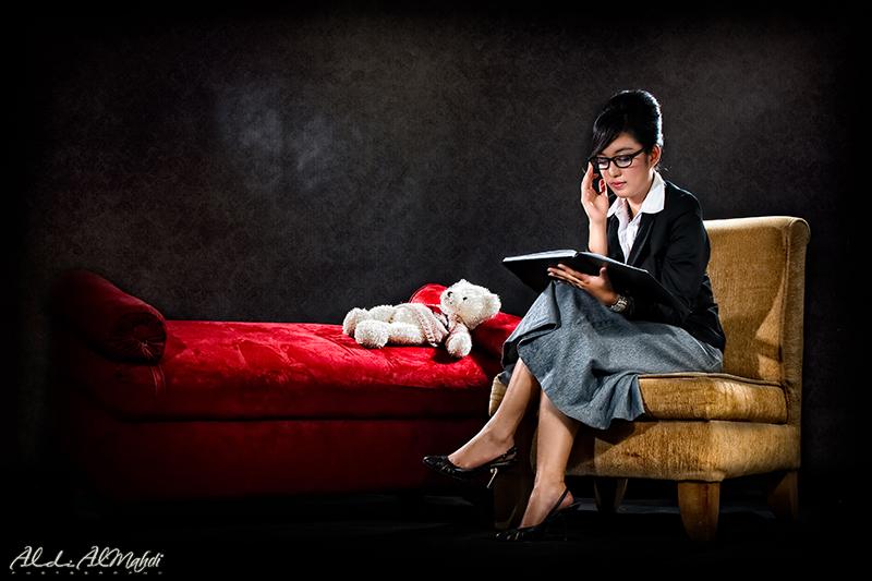 the Psychologist by bapet