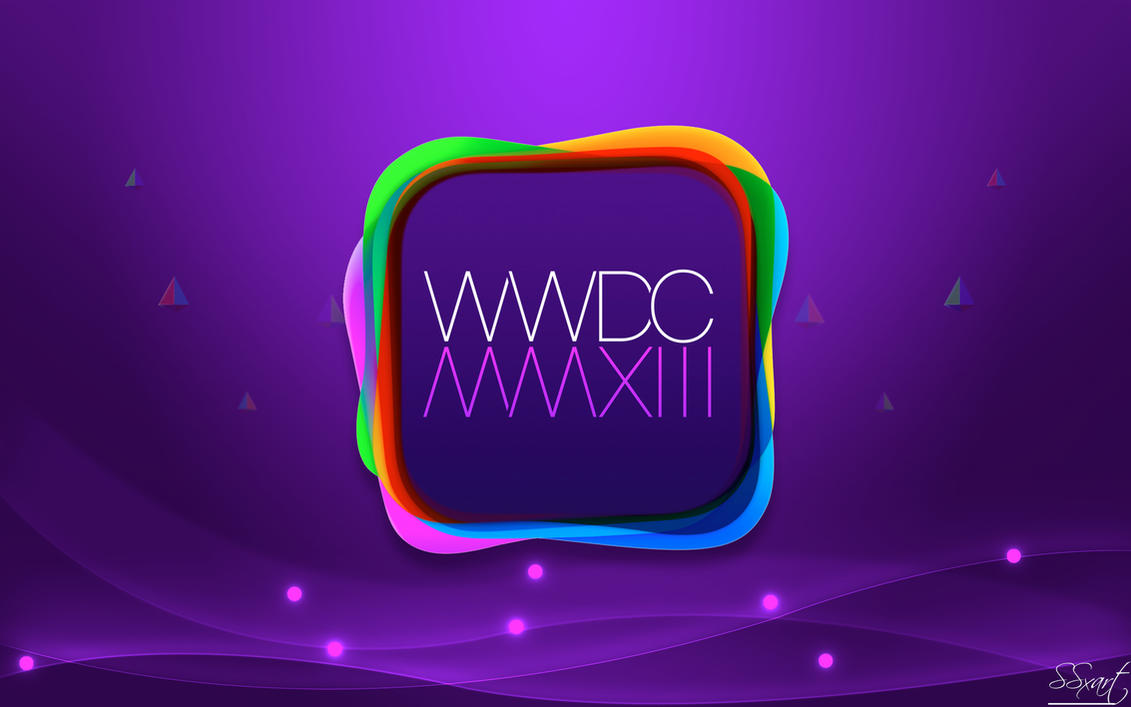 WWDC 2013 Apple Conference Wallpaper HD by SSxArt