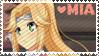 Mia stamp by KoraPie