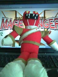 Mageranger Red, Kit
