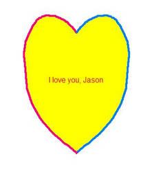 Love you, Jason