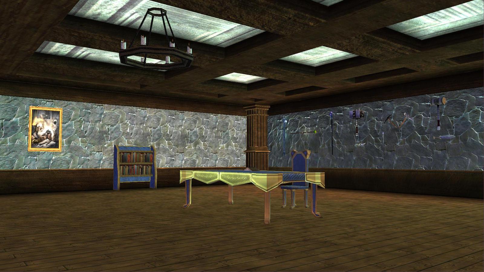 My EQ house pt.1 by sae-von