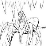 Daily art 331 Forgotten maiden