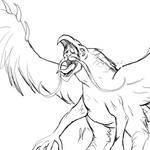 Daily art 388: KD Phoenix