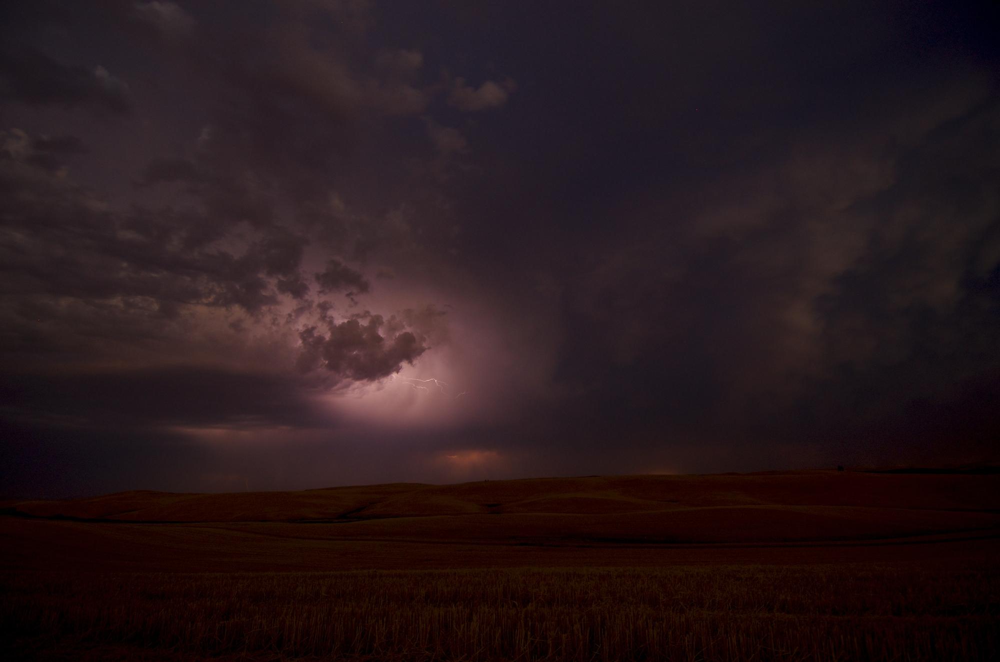 Lightning Field 2 by xkmmcgourin