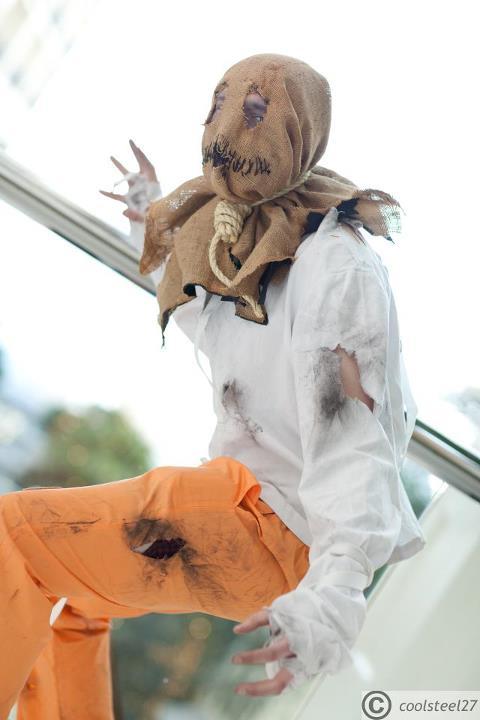Scarecrow Escapes by Eniigmis