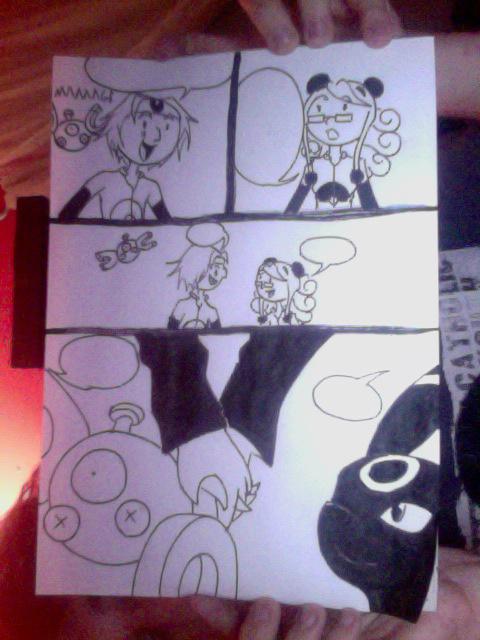 mini pokemon comic page 2 by MrHuKa