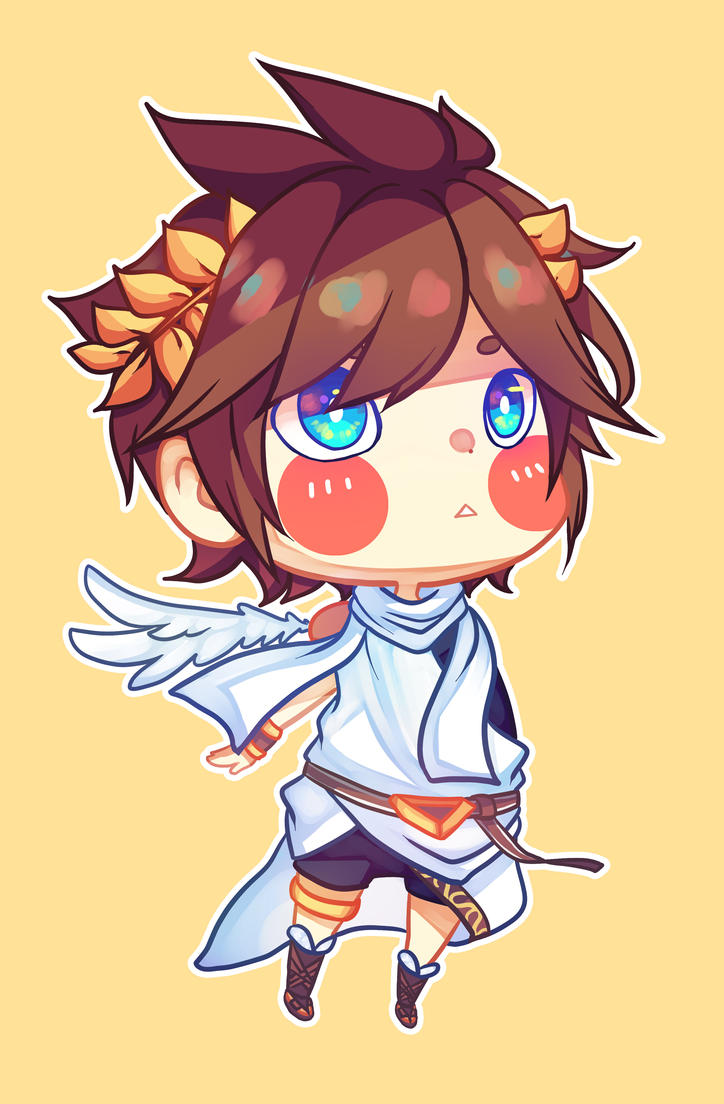 Pit Kid Icarus By BottleWonderland On DeviantArt