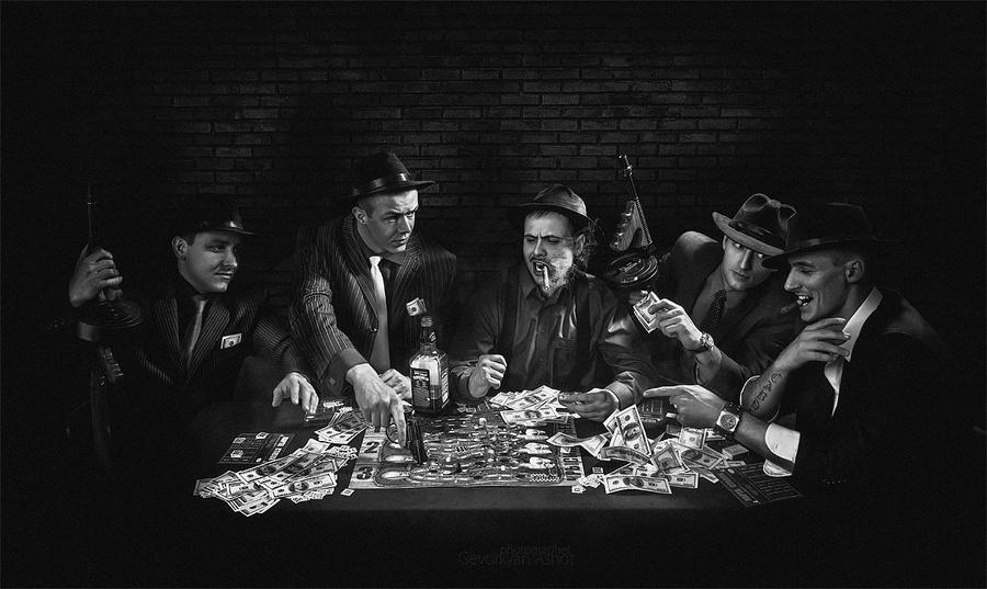 Gangsters By Grinch7 On Deviantart