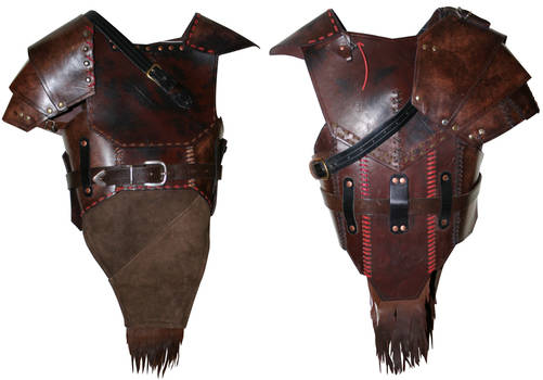 Orckish leather armor