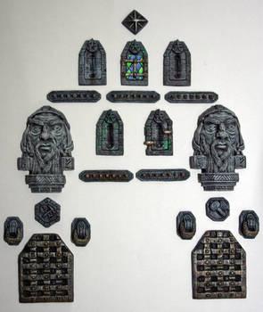 Dwarf Fortress resin elements