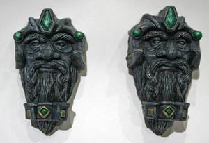 Dwarf Fortress king statues
