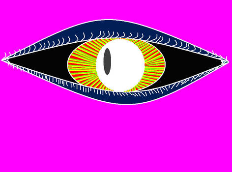 ' another eye 'XD