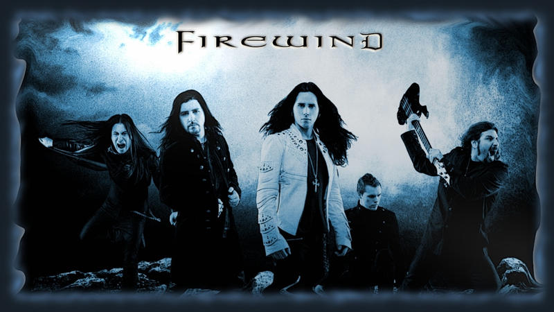 Firewind 2012 line-up wallpaper by Lunar-Pilgrim