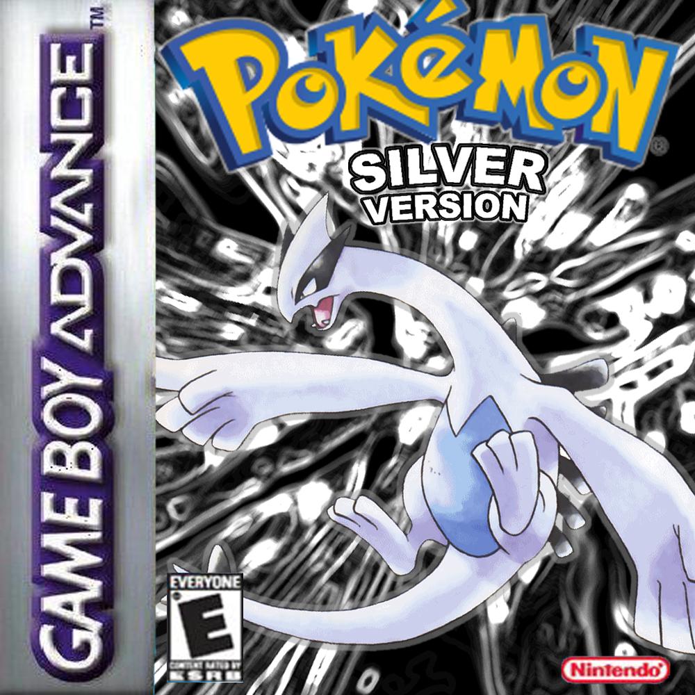 pokemon silver gba