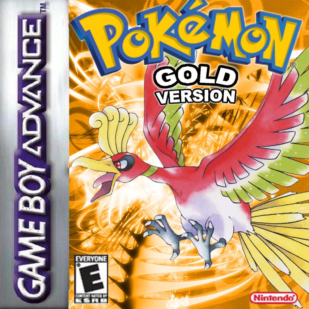 pokemon gold gba
