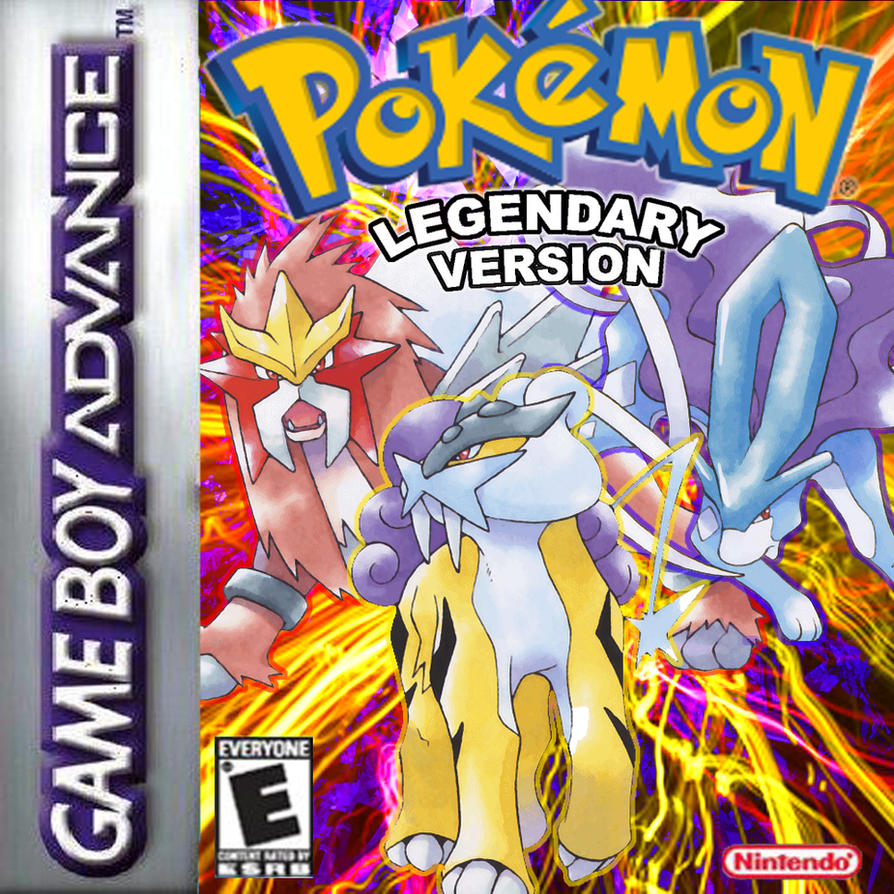 Pokemon Legendary Version Gba Zip - gelinoa