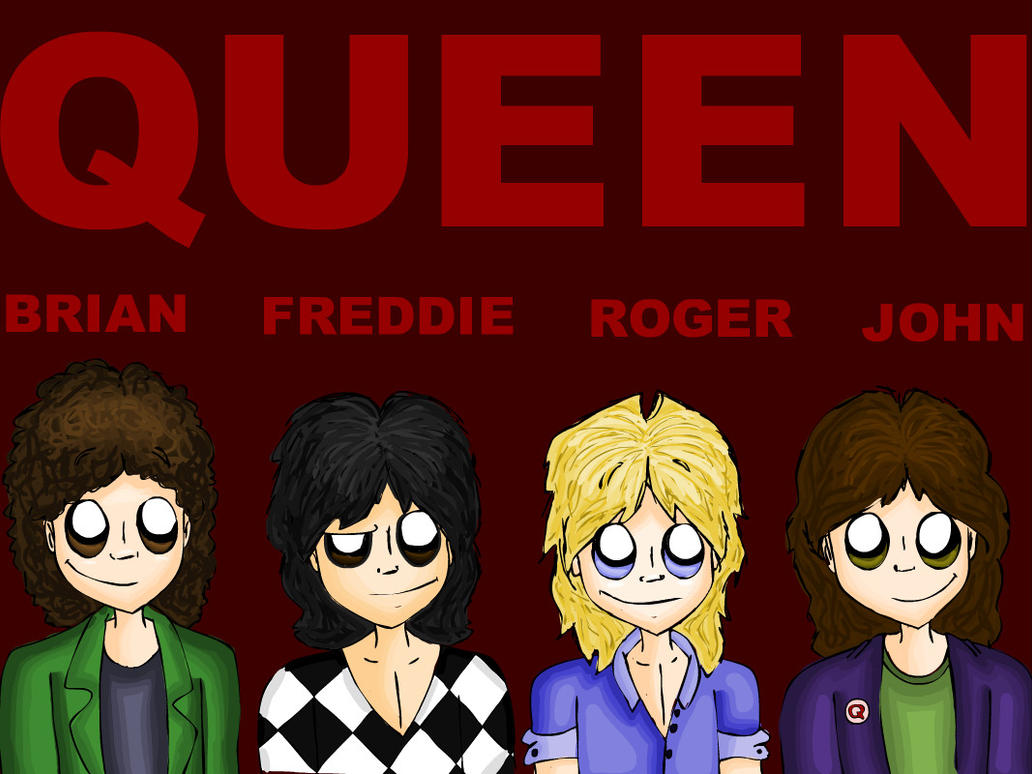 Queen by EVIE128