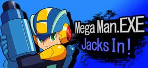 Mega Man.EXE for SSB4