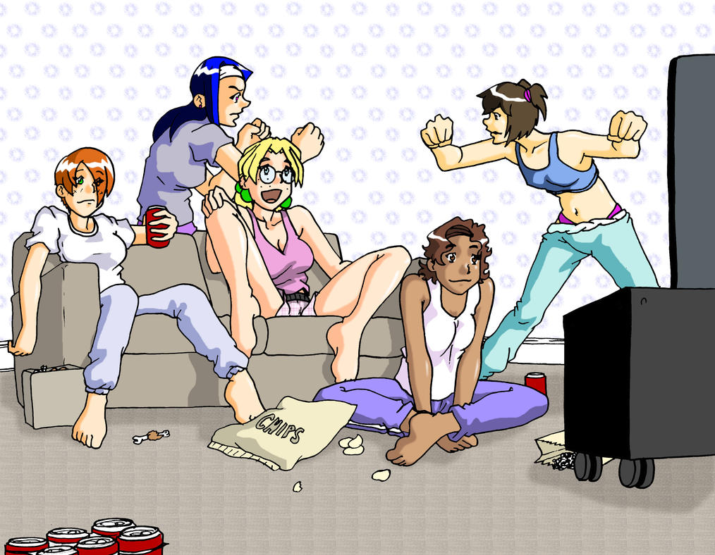 Party Final by david-3000