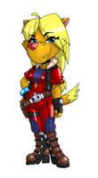 Shazza the Dingo (Ty Gunyip)