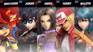 DLC Fighters