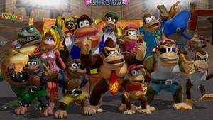 Donkey Kong Party