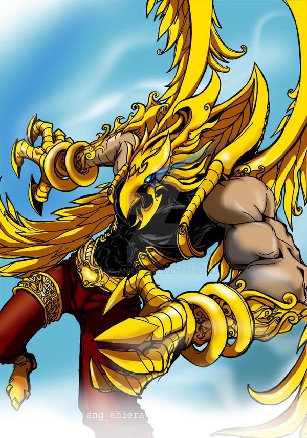 Garuda Go!!! by ang-ahiera
