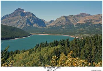 Two Medicine Lake by hunter1828