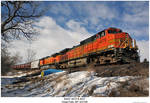 BNSF 4070 and 4037